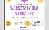 Zaproszenie na spotkanie młodzieży w ramach konsultacji społecznych Programu Rewitalizacji Miasta Krosna na lata 2016-2020
