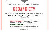 Zaproszenie do wzięcia udziału w geoankiecie w ramach konsultacji społecznych Programu Rewitalizacji Miasta Krosna