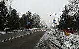Przejście dla pieszych przy ul. Bema