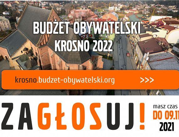 Budżet Obywatelski 2022 - rozpoczynamy głosowanie