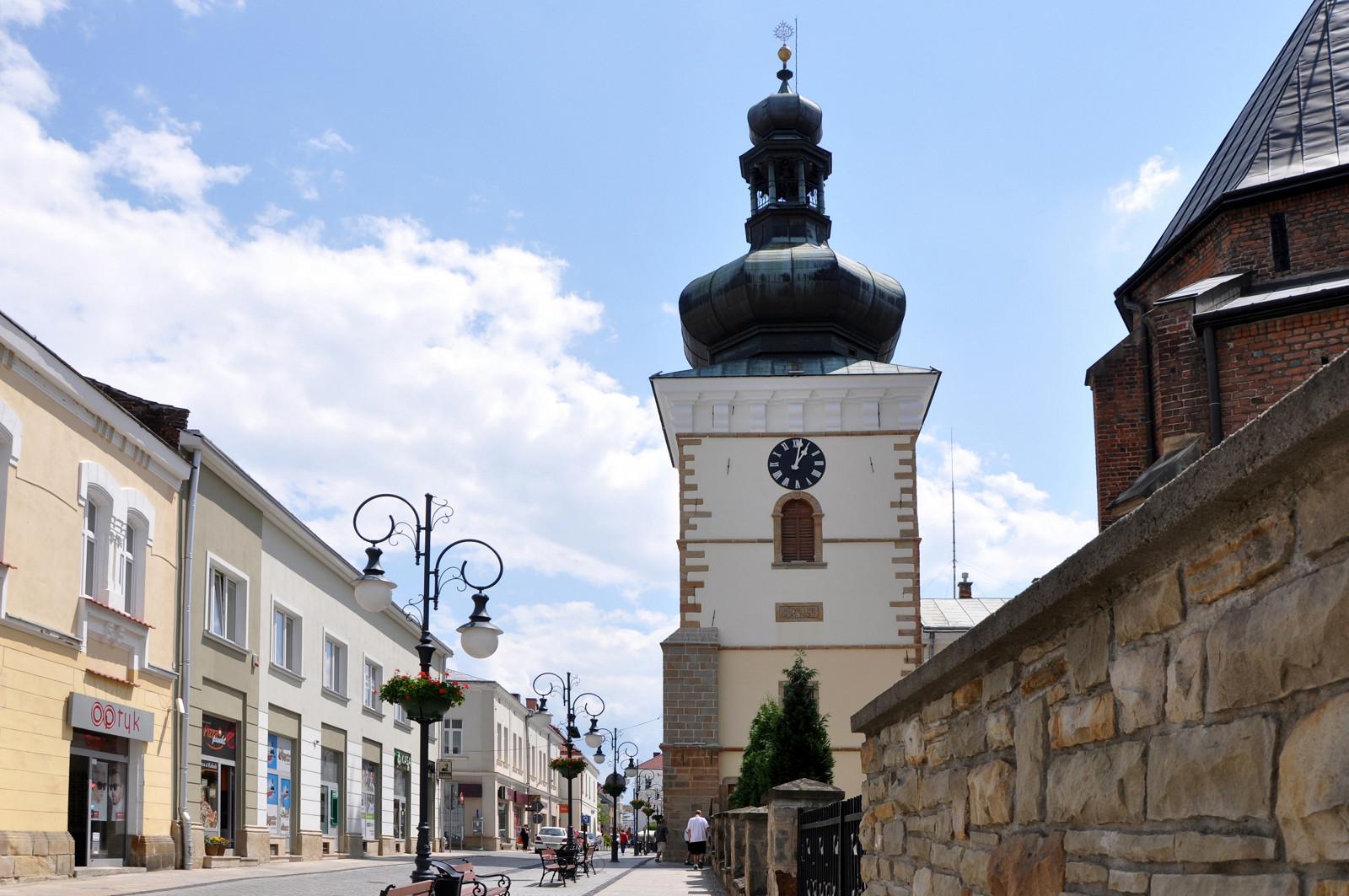 Widok współczesny na wieżę farną fot. S. Muszański (1).JPG [4.34 MB]