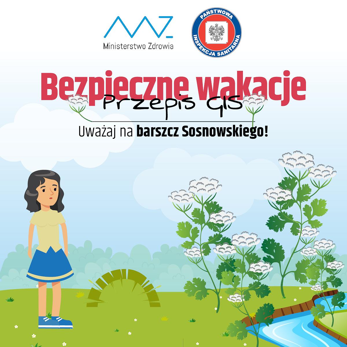 Plakat Barszcz Sosnowskiego